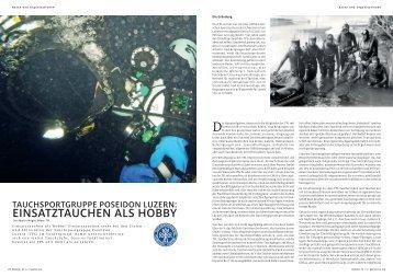 älteren - Tauchsportgruppe Poseidon Luzern