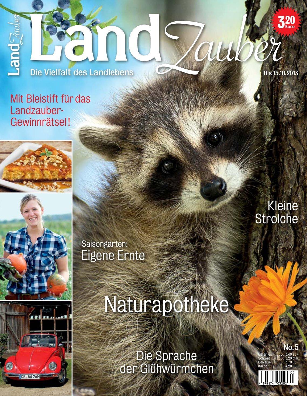 4 Free Magazines From Landzauber Com