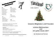 Info-3-2013 - TV-Steinrausch