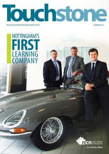 LEARNING COMPANY - New College Nottingham
