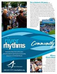 Download the Sponsor Packet - River Rhythms Summer Concert ...