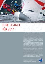FD Newcomer-Bewerbung 2014 - Deutsche Flying Dutchman ...