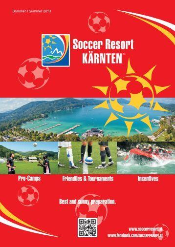 Download Folder - Soccer Resort Kärnten