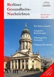 BeGeNa Heft 3/11 - Dr. Wasylewski