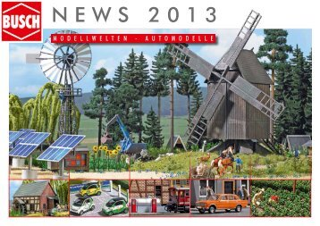 NEWS 2013 - Helmuts Hobby Specialties