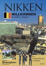 bei Nikken, Belgien!