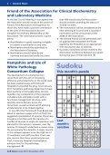 ACB News - Association of Clinical Biochemists - Page 4