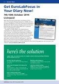 ACB News - Association of Clinical Biochemists - Page 6