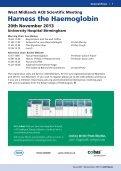 ACB News - Association of Clinical Biochemists - Page 7