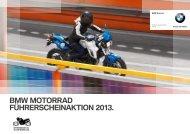 Zum Infoflyer. - BMW Motorrad