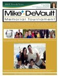 Mike DeVault Memorial Golf Tournament and ... - Shadow Valley - Page 5