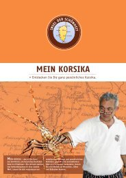 MEIN KORSIKA – das ist die Insel - Schön Touristik