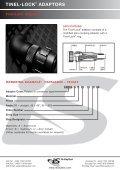 TXR Adaptors - IS-Rayfast - Page 2