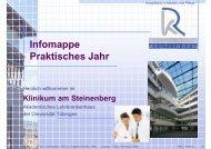 Klinikum am Steinenberg - Kreiskliniken Reutlingen Beruf & Karriere ...