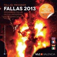FALLAS 2013 - Turismo en Valencia