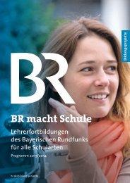 BR macht Schule - Münchener Zentrum für Lehrerbildung