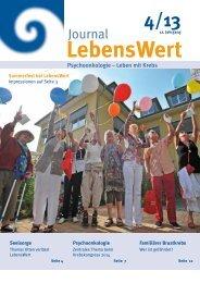 04/2013 Journal - LebensWert eV