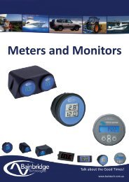 Meters and Monitors - Batteries Direct