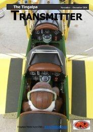 Transmitter Nov-Dec 2010 - Tingalpa Model Aero Club