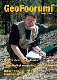 GTK's new directions The digital mapping revolution International ...