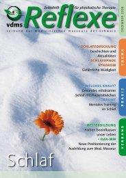 Reflexe Ausgabe Dezember 2008 - vdms