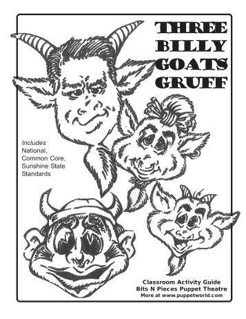 Goldilocks and the Three Bears, The Three Billy Goats