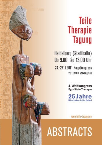 Abstracts - Teile-tagung.de
