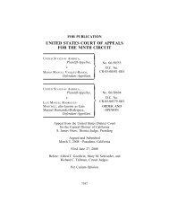 United States v. Vasquez-Ramos - Native American Rights Fund