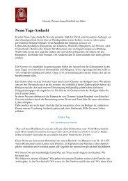 (novene_kardinal_von_galen.pdf) - 247 kB - Kostbare Kinder