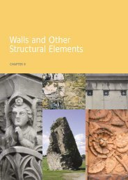 Chapter 8 Walls and other Structural Elements