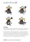 Jonglier-Anleitung - Supradyn - Seite 6