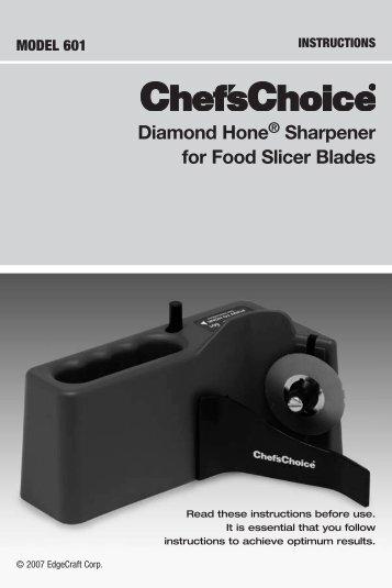 Diamond Hone® Sharpener for Food Slicer Blades - Nexcesscdn.net