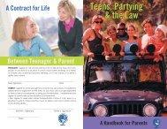 Teens, Partying & the Law Teens, Partying & the Law - Minooka ...