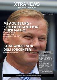 Ausgabe 2 • März 2013 - Xtranews