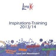 Inspirations-Training 2013/14 - Long Ku