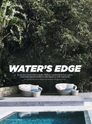 WATER'S EDGE - Thomas Hamel
