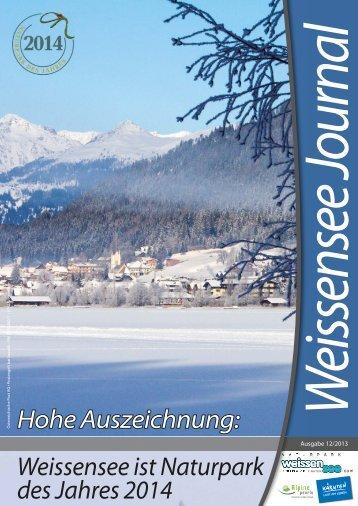 WS-Journal 12/2013 - Weissensee