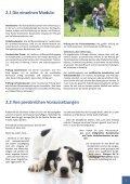 Infomappe herunterladen - Schulungszentrum für Hundetrainer - Seite 5
