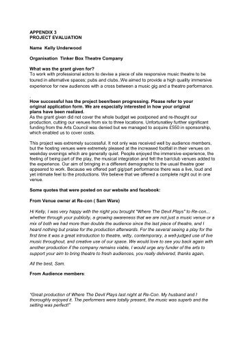 Tinker Box (PDF 125 KB) - Worcestershire County Council