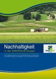 Download PDF-Version - Bio & Fair - OIKOPOLIS