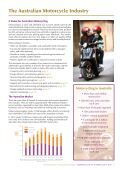 Motorcycling in Australia - Directions for the Motorcycle ... - FCAI - Page 3