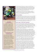 Motorcycling in Australia - Directions for the Motorcycle ... - FCAI - Page 4