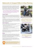 Motorcycling in Australia - Directions for the Motorcycle ... - FCAI - Page 5