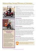 Motorcycling in Australia - Directions for the Motorcycle ... - FCAI - Page 6