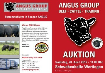 AUKTION - ANGUS Group