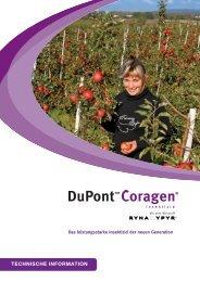 DuPont™ Coragen® Technische Information (PDF)