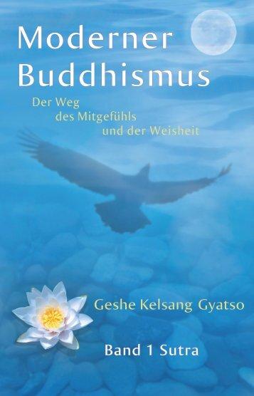 Band 1 – Sutra - Moderner Buddhismus