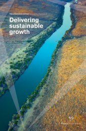 2013 Sustainability Report - Petra Diamonds