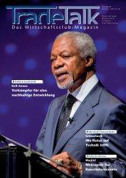 können Sie die aktuelle Ausgabe als pdf-Dokument ... - TradeTalk