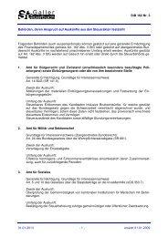StB 162 Nr. 3 01.01.2013 - 1 - ersetzt 01.01 ... - Steuern St. Gallen
